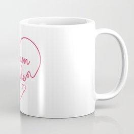 Team Bride - Bachelorette Hen Bridal Party Alcohol Coffee Mug