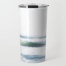 Beach Waves Travel Mug