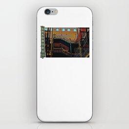 Bradbury Building iPhone Skin
