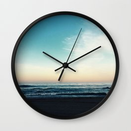 The Morning Horizon Wall Clock
