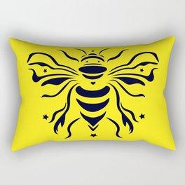 Save the bumblebee by #Bizzartino Rectangular Pillow