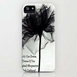 Jace Wayland/Morgentstern/Herondale/Lightwood iPhone Case