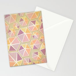Gemstone Love Stationery Cards