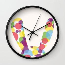 Rabbit After Wall Clock