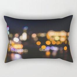 Braille city Rectangular Pillow