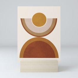 Modern Geometry Mini Art Print