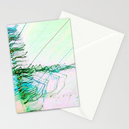 The Rush Aesthetic Stationery Cards