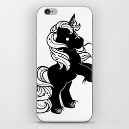 My Unholy Pony iPhone Skin