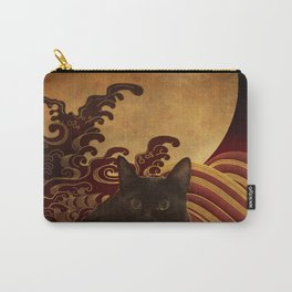 Japanese cat-82 Carry-All Pouch