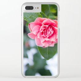 Beauty in Strength Clear iPhone Case