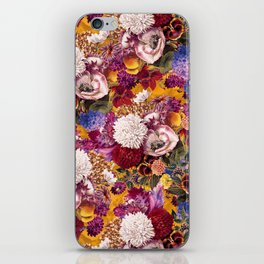 EXOTIC GARDEN XIII iPhone Skin
