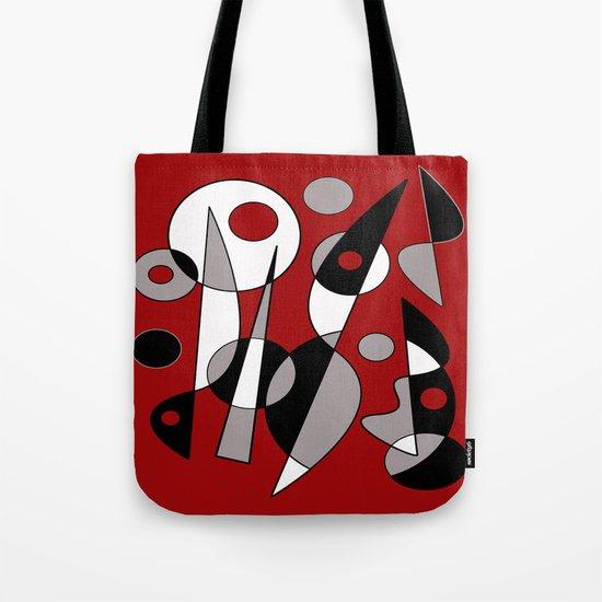 Abstract #190 Tote Bag