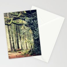 Hêtre de Ponthus - Legendary Trees of Brocéliande Stationery Cards