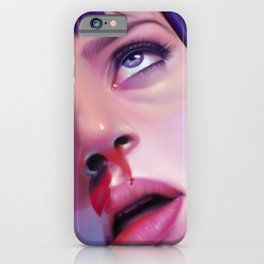 Mia Wallace - Pulp Fiction iPhone Case