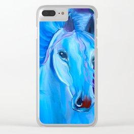 Thunderbolt 111 Clear iPhone Case