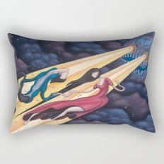 Gravity's Union Rectangular Pillow
