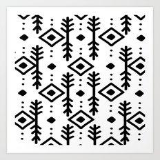 NORDIC Art Print