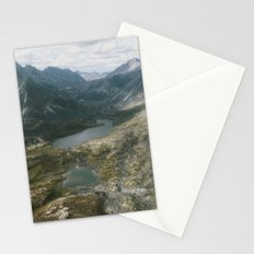 Mackenzie Mountains Stationery Cards