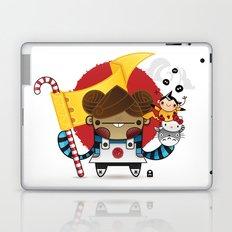 Chestnut + Kiiroihankachi cause we will not forget!!! Laptop & iPad Skin