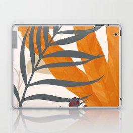 Colorful Red Leaves Laptop & iPad Skin