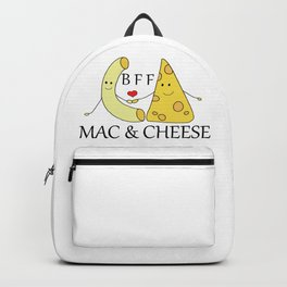 Mac & Cheese Best Friends Forever Backpack