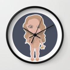 Mariah Wall Clock
