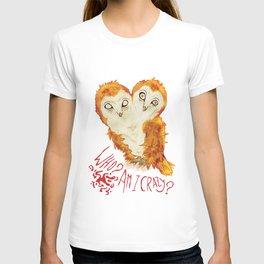 Optimistic Owl T-shirt
