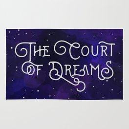 The Court of Dreams - A Court of Mist and Fury by Sarah J. Maas Rug