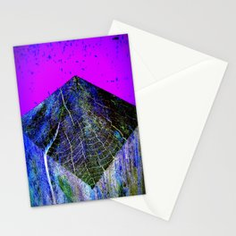Flat Earth Apocalypse Stationery Cards