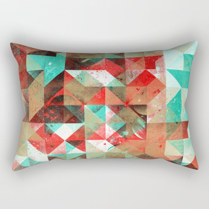 ryht lyht ryso rymyx Rectangular Pillow