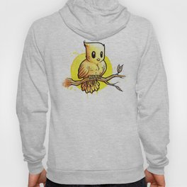 Stop Overthinking This Gosh Darn Crap and Just Draw a Bird! Hoody
