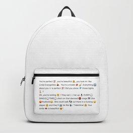 Aja - Linda Evangelista Backpack