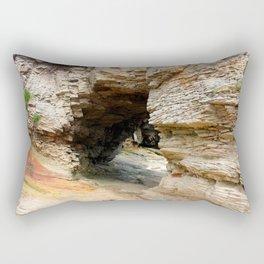 Pirate Caves Rectangular Pillow
