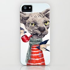 Sphynx cat Slim Case iPhone (5, 5s)