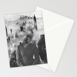 headspace (city) Stationery Cards