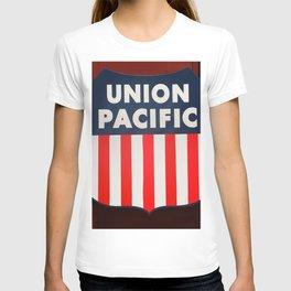 Railroad Sign T-shirt