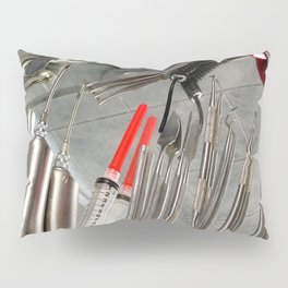 Medical Utensils Pillow Sham