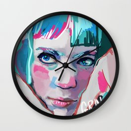 Grimes Wall Clock