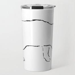 Cat 12 Travel Mug