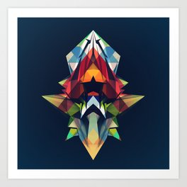 Sigma Art Print
