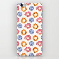 sweet things: doughnuts iPhone & iPod Skin