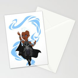 The Horseman Famine Stationery Cards