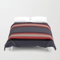 The Boldest Stripes, Duvet Cover