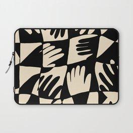 Hand Print Laptop Sleeve