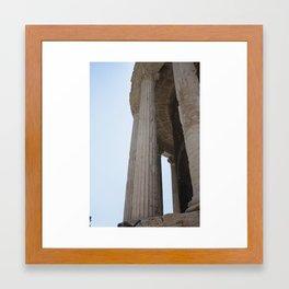 Old Rome Framed Art Print