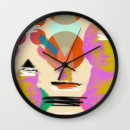 Cythera Wall Clock