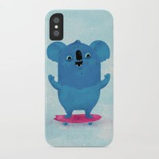 Kickflip Koala Slim Case iPhone X