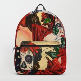 Tres Hermanas ( Three Sisters) Backpack