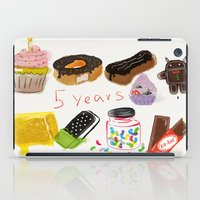 android iPad Cases featuring android  by leonov andrew