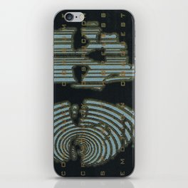Human Condition iPhone Skin